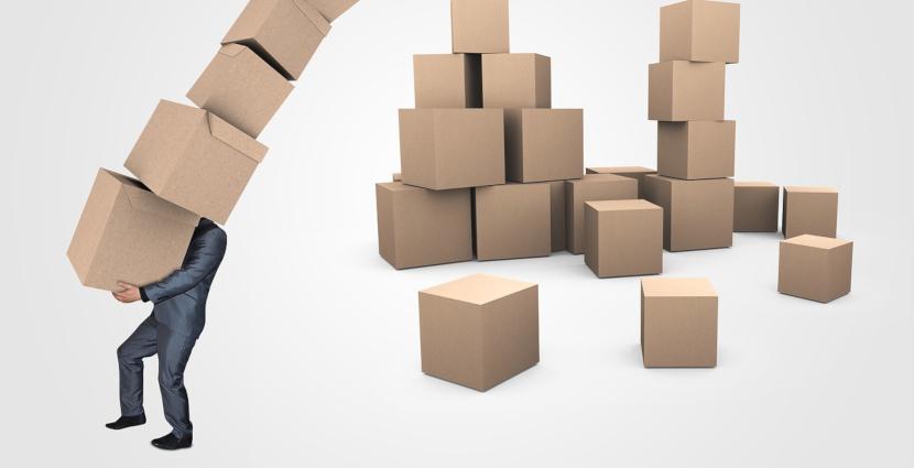 Évitez les maux de dos de déménagement